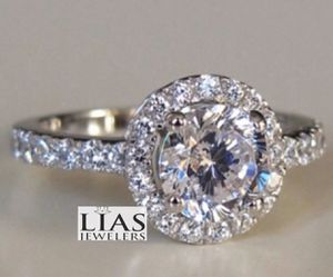 New 18 k White gold engagement ring for Sale in Sunrise, FL