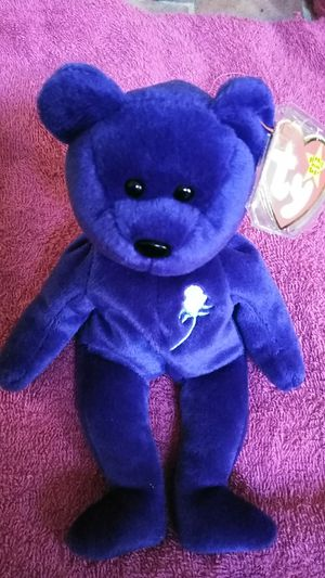 ty Rare Beanie Babies (Princess) for Sale in The Bronx, NY