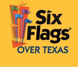 Six flags season passes for Sale in Fort Worth, TX