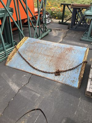Heavy duty dock plate. for Sale in Fontana, CA