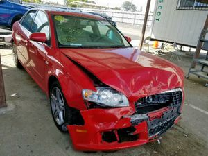 Parting Out Audi A4 for Sale in Fresno, CA