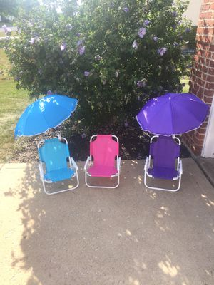 Kids Beach Folding Chairs for Sale in Lewis Center, OH
