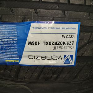 Pair Of Tire 275/40R20 for Sale in Grapevine, TX