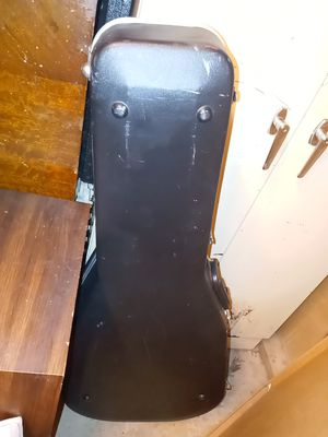 Hard shell guitar case and soft gigbag for Sale in Stone Mountain, GA