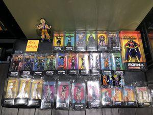 Dragon Ball Z, Marvel, My Hero Academia, Naruto FIGPIN Lot for Sale in Bethlehem, PA