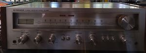 1970s PIONEER SX-550 STEREO RECEIVER for Sale in Scottsdale, AZ