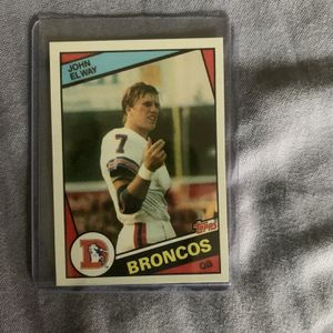 John Elway card. *MAKE OFFER*must Sell for Sale in Rochester, MI