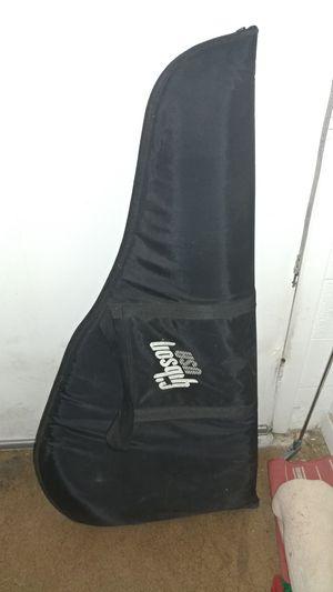 GIBSON EXPLORER GUITAR PADDED GIG BAG - LIKE NEW!!! for Sale in Tempe, AZ