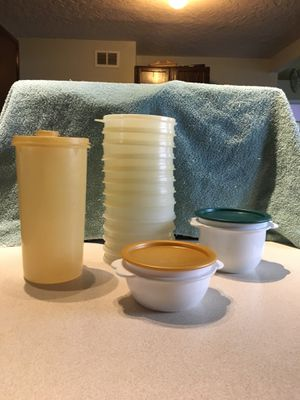 Tupperware Items for Sale in Dearborn Heights, MI