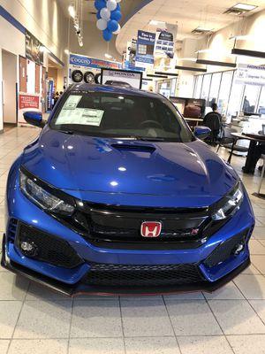 2019 Honda Civic Hatchback TYPE R for Sale in Orlando, FL