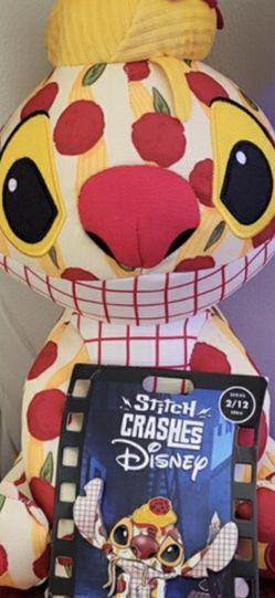 Stitch crashes Disney plush + Pin for Sale in El Segundo,  CA