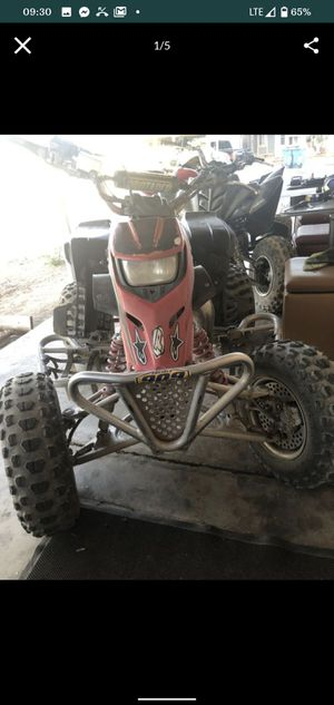 2003 Yamaha Blaster 200cc 2Stroke (With Title) for Sale in Phoenix, AZ