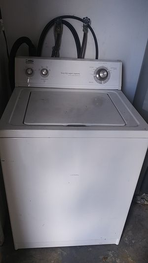 Washer and dryer works real good for Sale in Spring Hill, FL