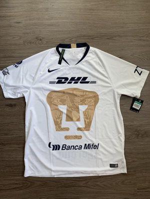Nike Pumas UNAM 2018 /2019 Soccer Jersey Size XL for Sale in Dallas, TX