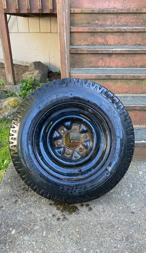 Spare tire for a trailer for Sale in Marysville, WA