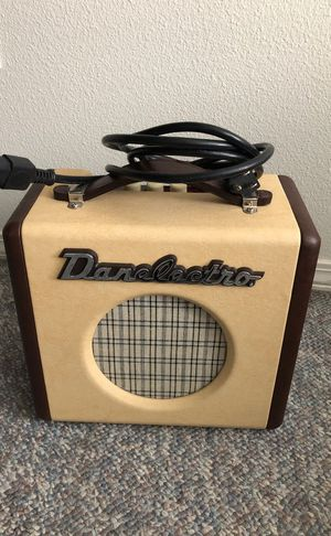 Danelectro Dirty Thirty Electric Guitar Amp for Sale in Portland, OR