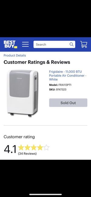 Frigidaire AC Unit for Sale in Hanover, MD