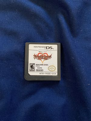 Kingdom Hearts 358/2 Days -Nintendo DS - NDS for Sale in San Diego, CA