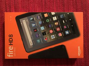 New Amazon Fire HD8 tablet with Alexa for Sale in Phoenix, AZ
