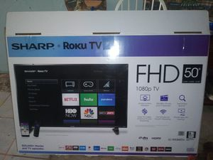 50 sharp smart tv.... for Sale in Somerton, AZ