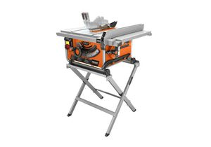 ridgid 15 amp 10.in table saw for Sale in Westminster, CA