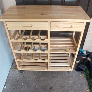 Wine Cabinet for Sale in Lake Worth, FL