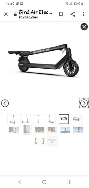 Bird Air Electric Scooter for Sale in Woodstock, GA