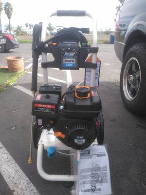 NEW Gas pressure 3100psi for Sale in Ontario, CA