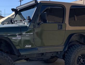 1998 Jeep Wrangler Tj for Sale in Long Beach,  CA