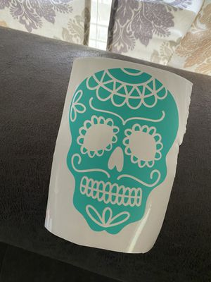 Skull decal for Sale in Lynchburg, VA