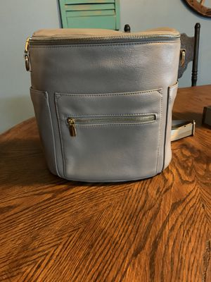 Faux leather diaper bag for Sale in Lake Wales, FL