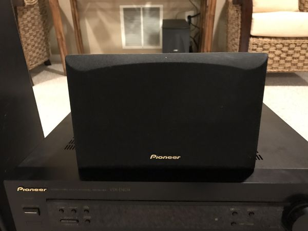 Pioneer complete stereo System