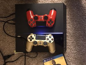 Ps4 brand new for Sale in Carrollton, TX