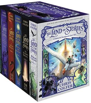 The Land of Stories Paperback Set (incomplete missing 1) for Sale in Encinitas, CA