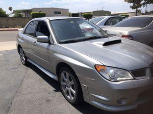 2007 Subaru Impreza WRX Ltd for Sale in Garden Grove, CA