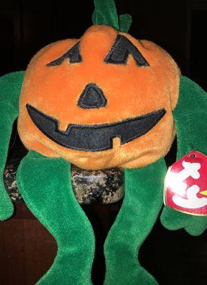 Pumpkin' Beanie Baby for Sale in Peoria, IL