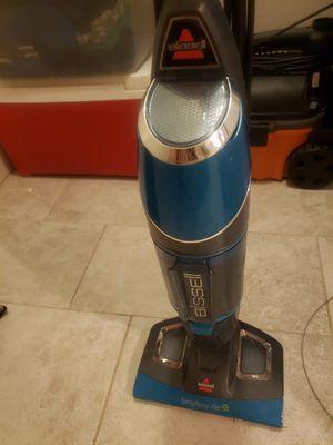 Bissell Symphony Pet - Vacuum & Steam Mop for Sale in Phoenix, AZ
