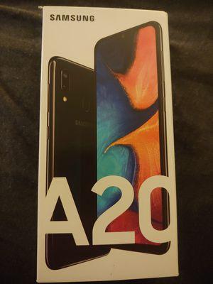 Samsung A20 Unlocked for Sale in Santa Clarita, CA