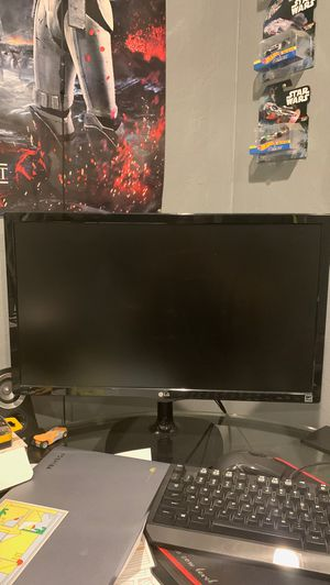 LG 21 inch 1080p PC Computer Monitor for Sale in Fresno, CA