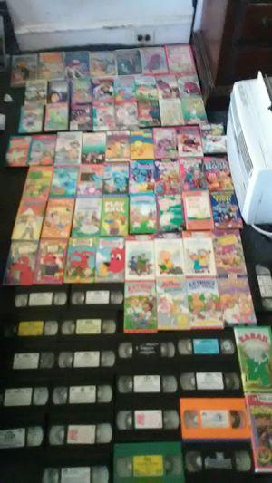 Child/childhood Vhs tapes set for Sale in Philadelphia, PA