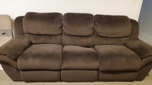 Hello I sell at sofa and at carpet for Sale in Alexandria, VA