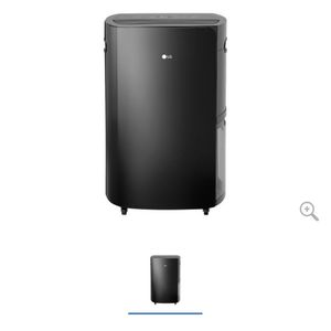 LG Black PuriCare Dehumidifier for Sale in Chicago, IL