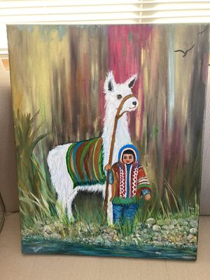 Seattle artist Fresia Valdivia 2019, Pacific Northwest arts and crafts show for Sale in Seattle, WA