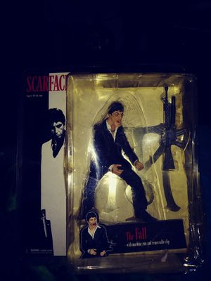 Scarface action figure for Sale in Las Vegas, NV