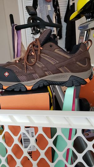 New merrell work boots sz 13 for Sale in Columbus, OH