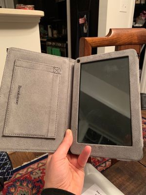 Kindle Fire with Brookstone Case for Sale in Alexandria, VA