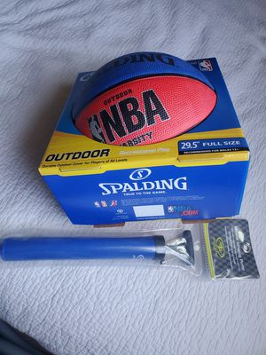 Spalding basketball 🏀 for Sale in Garden Grove, CA