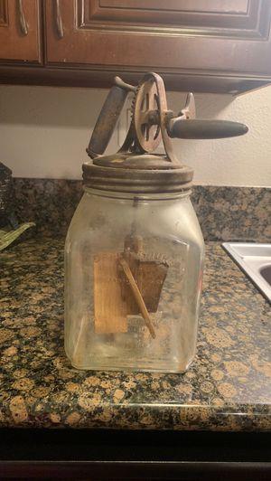 Antique Dazey Butter Churn No. 40 for Sale in San Diego, CA