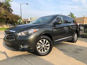 2014 INFINITI QX60 QX 60 AWD *NICE AND CLEAN* FULLY LOADED!!! for Sale in Chicago, IL