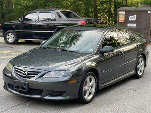 👀👀2005 MAZDA 6 S-128k-NO MECHANICAL ISSUES-FULLY LOADED for Sale in Columbia, MD
